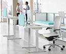 Tables à hauteur réglable Foli